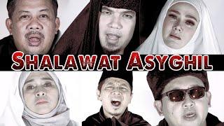 SHALAWAT ASYGHIL - AHMAD DHANI, MULAN JAMEELA, FADLI ZON, NENO WARISMAN, FAHRI HAMZAH, SANG ALANG -