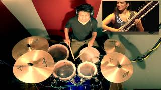 Anoushka Shankar | Chasing Shadows | Traces Of You | Drum Impromptu | Sachin Shahi