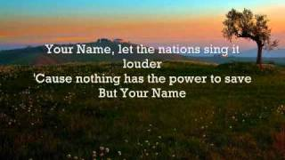 Paul Baloche - Your Name - Instrumental with lyrics