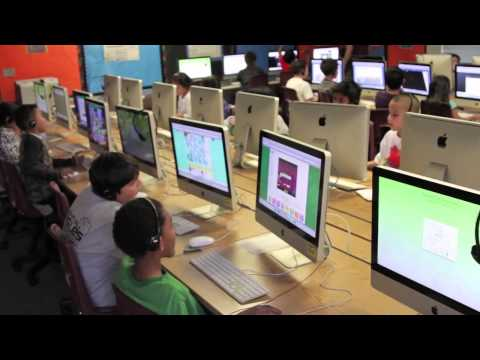 Redwood City Parks Recreation and Community Services After School Program HD