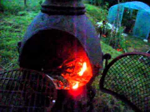 How To Light A Chiminea