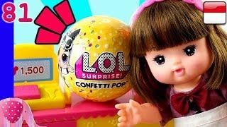 Gambar cover Mainan Boneka Eps 81 Yuka dapat LOL Confetti Pop Wave 2 - GoDuplo TV