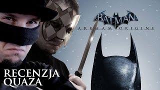Batman: Arkham Origins - recenzja quaza