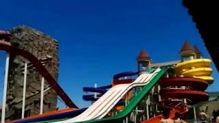 Баку #4 аквапарк Далга Катаємося на гірках Нові сюрпризи Azerbaijan Baku Dalga Beach Aquapark