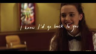 selena gomez back to you lyric video