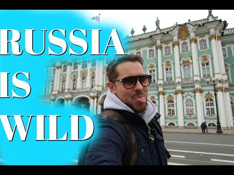 Vlog #01: living in Russia as an American from Los Angeles!