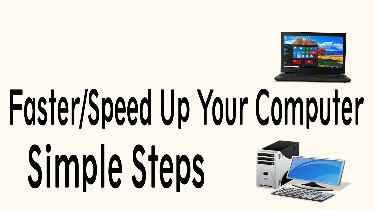 how to make your computer faster windows 8