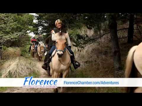 Florence - Oregon's Coastal Playground