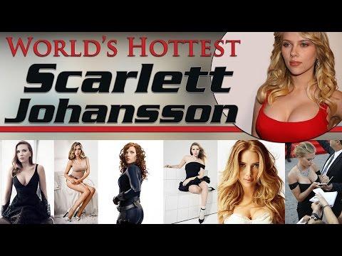 Scarlett Johansson ★ World's Hottest - Black Widow - Natasha Romanoff - short dress, short skirt
