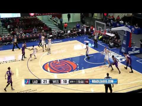 NBA D-League Performer of the Week: Vander Blue (Dec. 26)