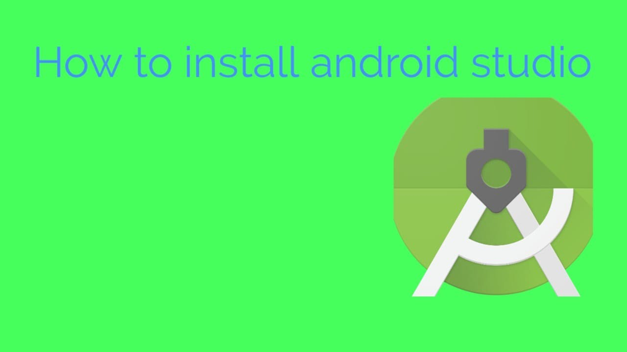 How to install and Start android Studio Telugu