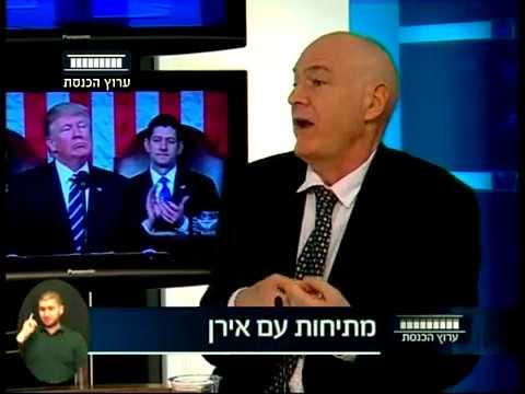 ערוץ הכנסת - פגישת פסגה: מנהיגי צפון ודרום קוריאה, 24.4.18