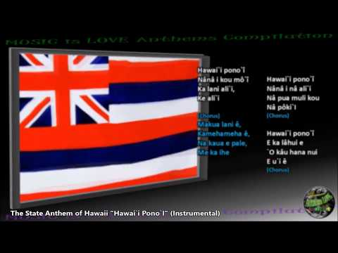 Hawaii State Anthem