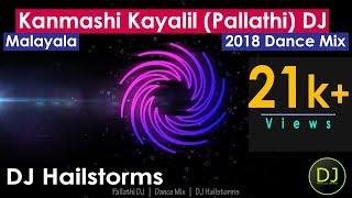 Gambar cover Kanmashi Kayalil (PALLATHI)   Malayalam song 2018 dance mix   DJ Rash / DJ Hailstorms