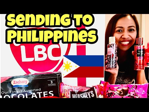 📦LBC PACKAGE SAFELY DELIVERED DURING LOCKDOWN IN MANILA‼️FROM USA 🇺🇸 TO PHILIPPINES 🇵🇭💋