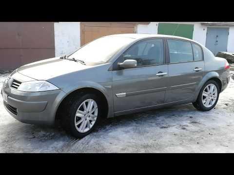 Renault Megane II. 1.6l бензин. Авто из Литвы. UAB VIASTELA
