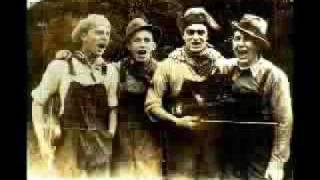 Goin Down The Road Feeling Bad - The Hill Billies 1926