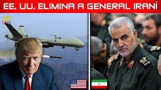 EE. UU. DEFIENDE EMBAJADA EN BAGHDAD Y ELIMINA A CABEZA MILITAR DE IRÁN Y DE LA MILICIA