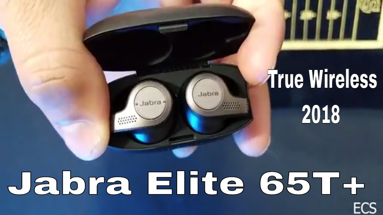 Jabra Elite 65t True Wireless Earbuds Review 2018 Apple Airpod Killer Great Sound Youtube