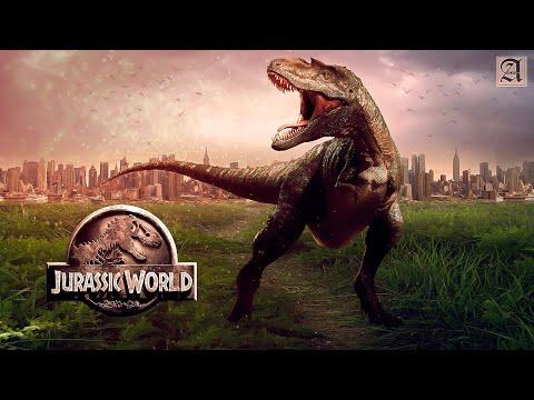 How to make movie poster in photoshop || jurassic world fallen kingdom || photoshop manipulation