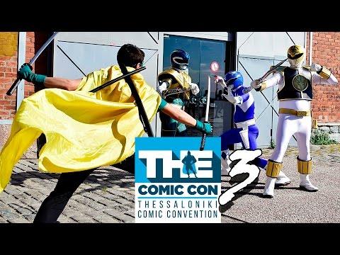 [The Comic Con] The Comic Con 3 (Thessaloniki / Greece / 05-07.05.2017)