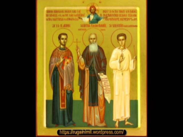 Psaltirea ortodoxă-Catisma 13-psalmii 91-100-IPS Teofan al Moldovei şi Bucovinei