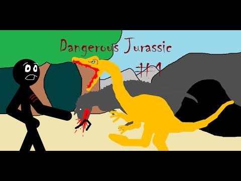 Dangerous Jurassic #1