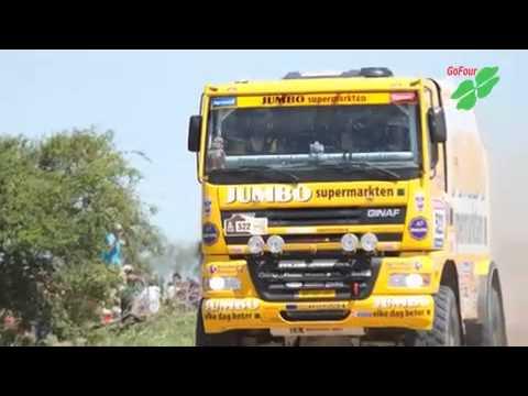 "Dakar Rally 2010: Ginaf Rally Power - ""De eerste etappe"""