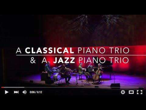 Osiris Trio and Rembrandt Frerichs Trio...