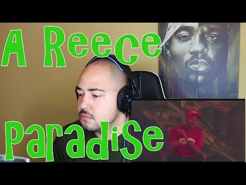 A reece paradise music video