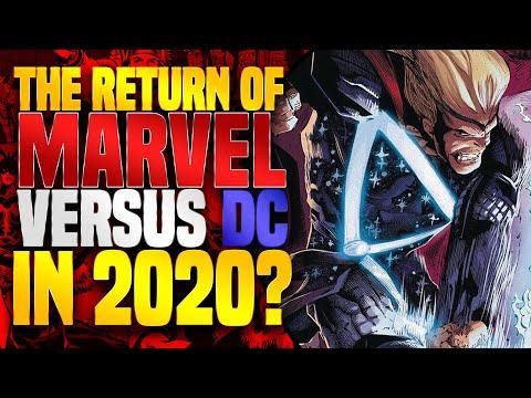 Marvel Vs DC Is COMING! (Secret Crisis)