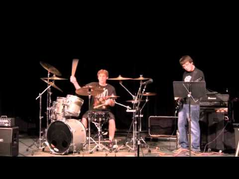 Andy and Nick Full Version  Deer Isle Stonington High School Talent Show 2012