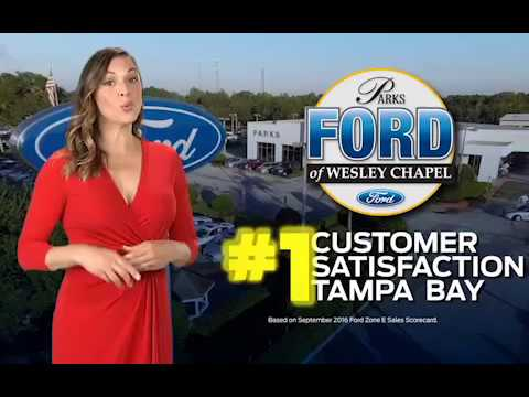 Wesley Chapel Ford >> Parks Ford Of Wesley Chapel 1 In Customer Satisfaction