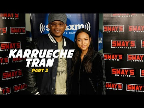 Karrueche Tran Gives A Look into Her Upbringing and Talks About The Future