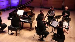 Louise Farrenc Sextet for Piano and Winds Op 40 - 3rd movement
