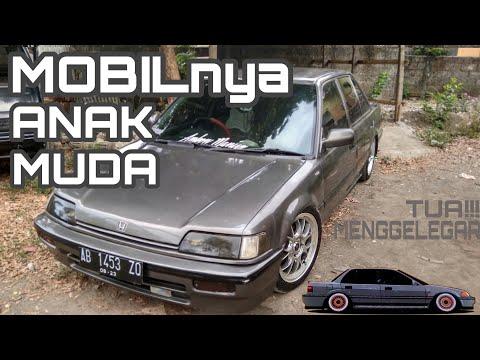 REVIEW HONDA CIVIC LX '88 || MOBILNYA ANAK MUDA