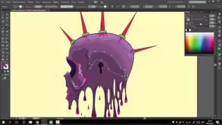 КАК ЗАЛИВАТЬ ГРАДИЕНТОМ в Adobe Illustrator