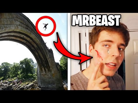 6 YouTubers That BARELY ESCAPED ALIVE! (Preston, MrBeast, DanTDM, Tfue)
