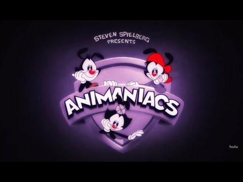 Animaniacs 2020 Halloween Intro