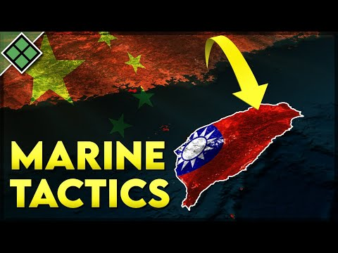 How Chinese Marines Would Invade Taiwan