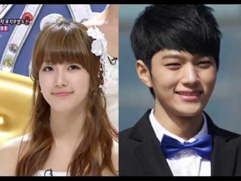 You're my star - Myungsoo X Suzy
