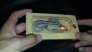Металлический кабель для зарядки iPhone lightning 8 pin с металлической оплёткой. Charging cable.