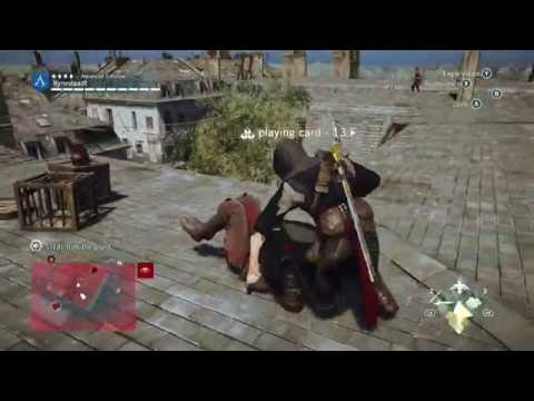 Rynes Plays:  Assassin's Creed Unity [Missions from Les Invalides]