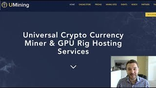 UMining w/ CypherHaunt - Full Review, Competitors & Profitability