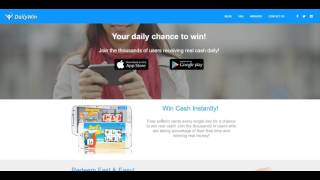 Win Cash Daily Instantly with DailyWin