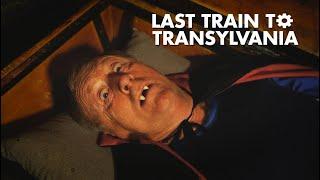 Chris Tarrant Extreme Railways: LAST TRAIN TO TRANSYLVANIA