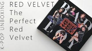 Red Velvet The Perfect Red Velvet (+ Photocard Reveal) | Unboxing
