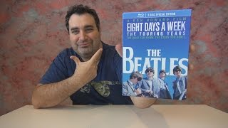 The Beatles Eight Days a Week Blu-ray Deluxe Edition Unboxing !!!