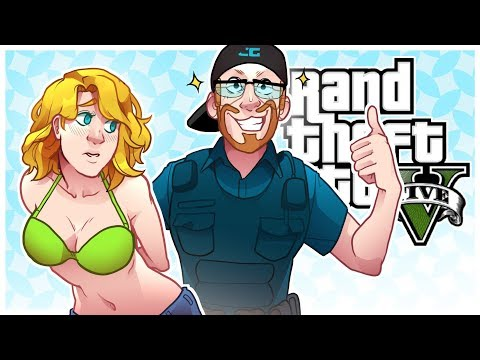 GTA 5 Roleplay - Officer Garry Berry Live IN ACTION!! (GTA 5 RP Multiplayer)