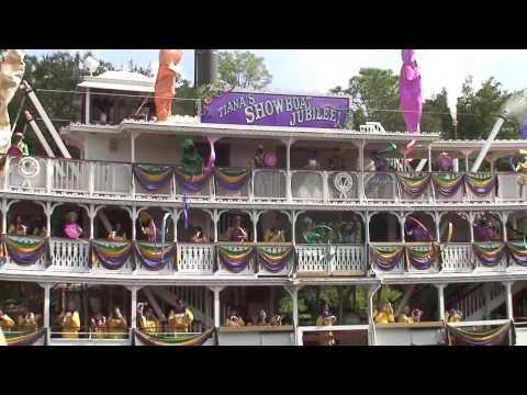 Tiana's Showboat Jubilee at the Magic Kingdom full show